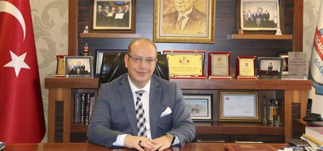 TSO Başkanı Tuncay Özcan'ın 30 Ağustos Zafer Bayramı Mesajı