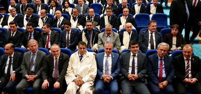 Karabük Üniversitesinin 10. Akademik yılı açıldı
