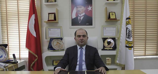 """Safranbolu TSO Başkanı Acar'dan vergi borcu yapılandırmasını hatırlattı """"GEÇ KALMAYIN"""""""
