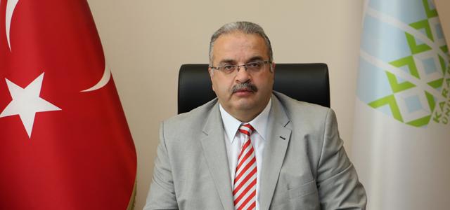 ÖSYM İl Sınav Koordinatörü Prof. Dr. Ali Güneş'ten Teşekkür Mesajı