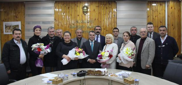 Belediye Meclisi Aralık Ayı Son Toplantısı Yapıldı