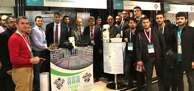Karabük Üniversitesi, Türkiye İnovasyon Haftası'nda Yerini Aldı