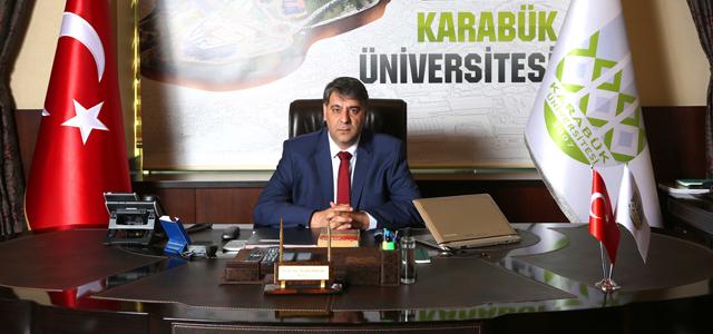 Rektör Prof. Dr. Refik Polat'ın Çalışan Gazeteciler Günü Mesajı