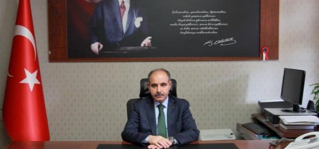 Vali Mehmet AKTAŞ'ın 10 Ocak Çalışan Gazeteciler Günü Mesajı