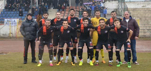 Safranbolu Belediye Spor Yağmur Oldu Yağdı