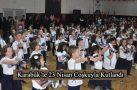 Karabük'te 23 Nisan Coşkuyla Kutlandı