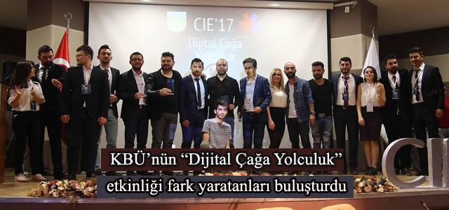 """""""Dijital Çağa Yolculuk"""""""