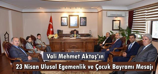 Vali Aktaş'ın Koltuğuna Ayşe Gül Akçay oturdu
