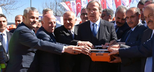 Karabük Anadolu İmam Hatip Lisesinin temelleri atıldı