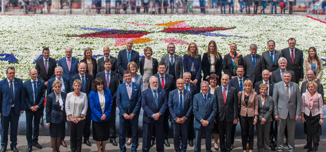 Ceylan Malta'da Çevre Bakanları toplantısına katıldı