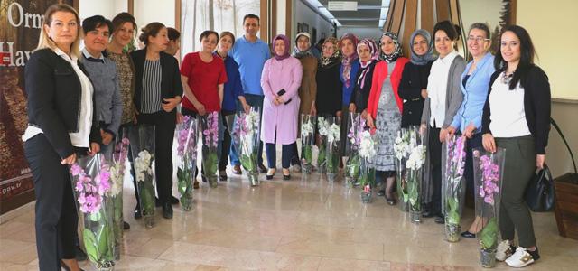Karabük' te Anneler Günü Etkinliği Büyük İlgi Gördü..