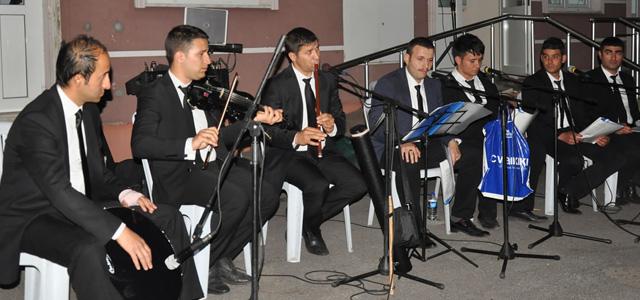 Karabük Belediyesi'nden Müzik ve Eğlece Yerine İlahi Programı