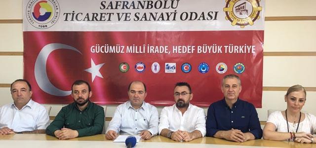"""Acar; """"Gücümüz Milli İrade, Hedef Büyük Türkiye"""""""