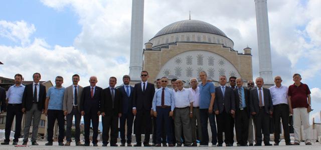 Karabük Yeni Valisi Kemal ÇEBER Safranbolu'yu Ziyaret Etti