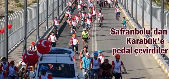 15 Temmuz'da Bisiklet Turu