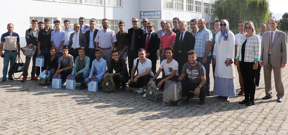 Eskipazar MYO' da 2017-2018 Akademik Yılı Açılış Töreni Düzenlendi
