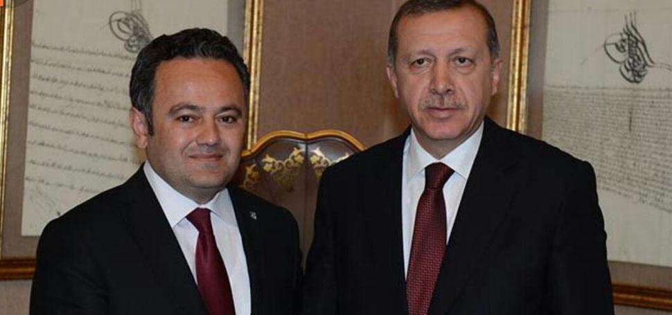 Adalet ve Kalkınma Partisi İl Başkanlığı'na Avukat İsmail Altınöz getirildi