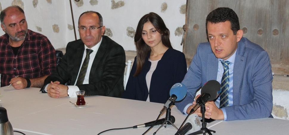 Ürkmezer Karabük ve Safranbolu Basını İle Buluştu