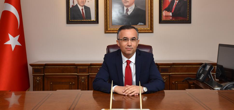 Vali Çeber'in 24 Kasım Öğretmenler Günü mesajı