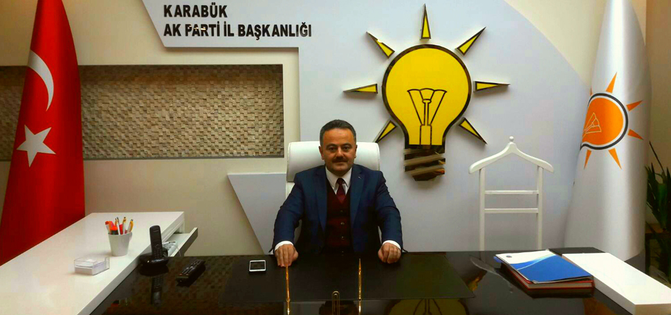 AK Parti İlçe Kongreleri bu hafta tamamlanıyor
