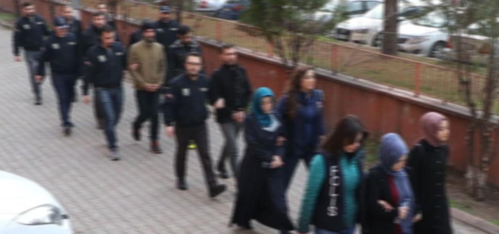 KARABÜK EMNİYET MÜDÜRLÜĞÜNDEN FETÖ/PDY OPERASYONU