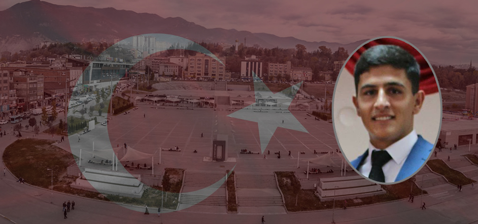 ŞEHİT ÖMER BİLAL AKPINAR'IN CENAZESİ KARABÜK'E GETİRİLDİ