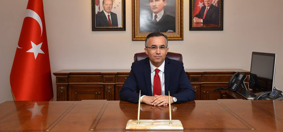 Vali Çeber'in 19 Mayıs Kutlama Mesajı