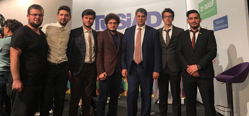 TÜSİAD, KBÜ'lü Öğrencilerde 'İş Var' Dedi