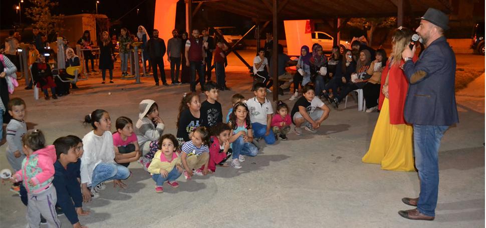 Karabük Belediyesi Ramazan Etkinliklerinin Startını Verdi