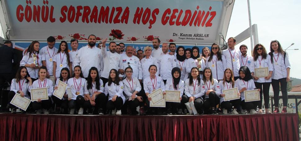 Yozgat Aşçılar ve Pastacılar Şampiyonası