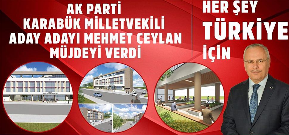 Tapu Kadastro'ya Yeni Hizmet Binası