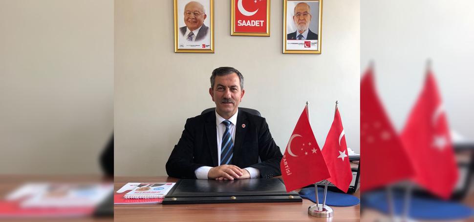 """SAADET'TEN AK PARTİ'YE """"ÇOK TEŞEKKÜR""""…"""