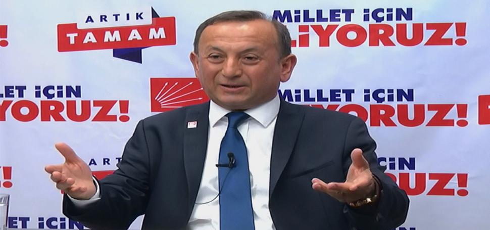 "Aksoy, ""CHP bu seçimde 1. parti olma yolunda ilerliyor"""