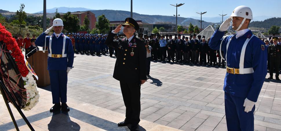 Jandarma Teşkilatı'nın 179. kuruluş yılı
