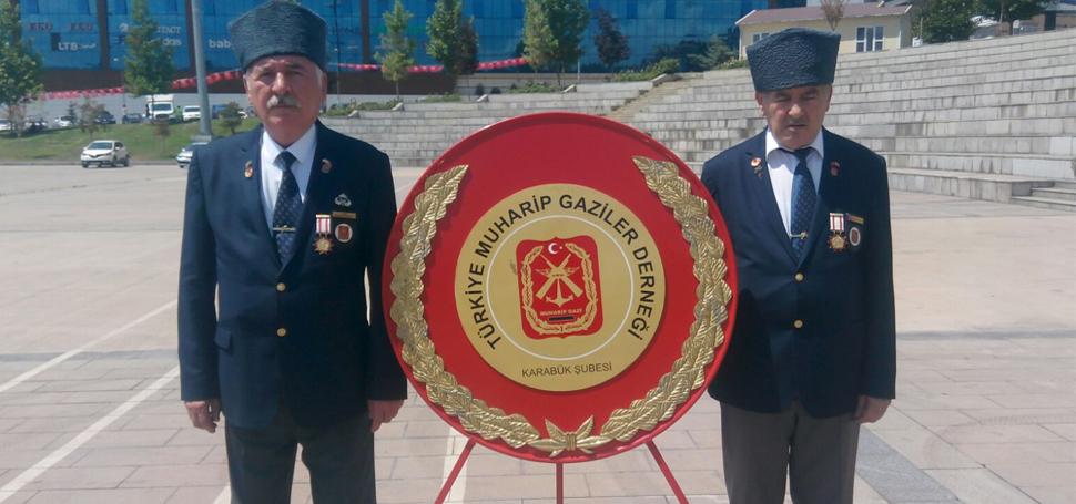 Kıbrıs Barış Harekatı Anma Programı Yapıldı