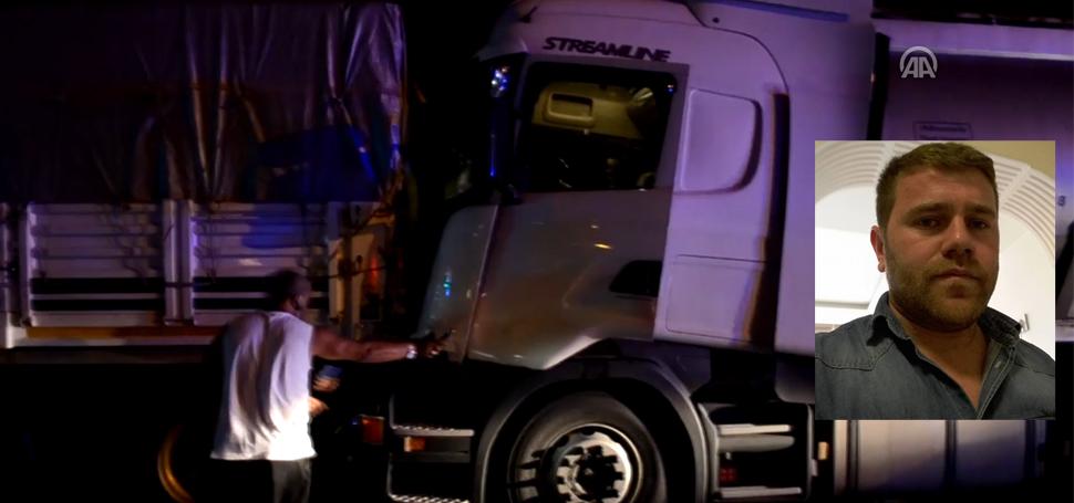 Aksaray'da Kaza Yapan Eflani'li Şoför Öldü