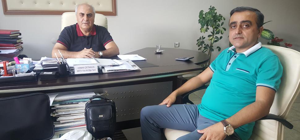 Vergi Dairesi Müdürü Mutlu Arslan Çanakkale'ye atandı « BRTV