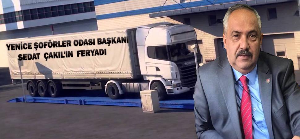 """""""KANTARDAN KAÇANLAR YOLA ZARAR VERİYOR"""""""