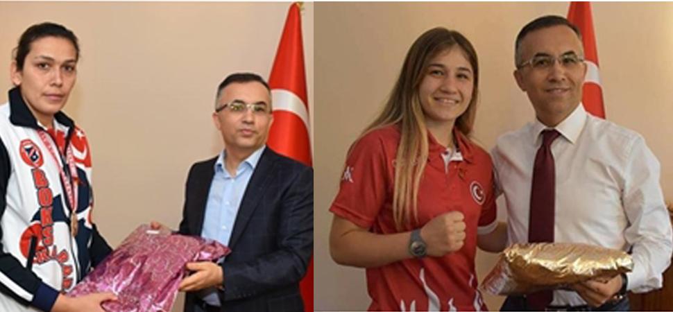 ŞAMPİYONLAR KAMPA DAVET EDİLDİ