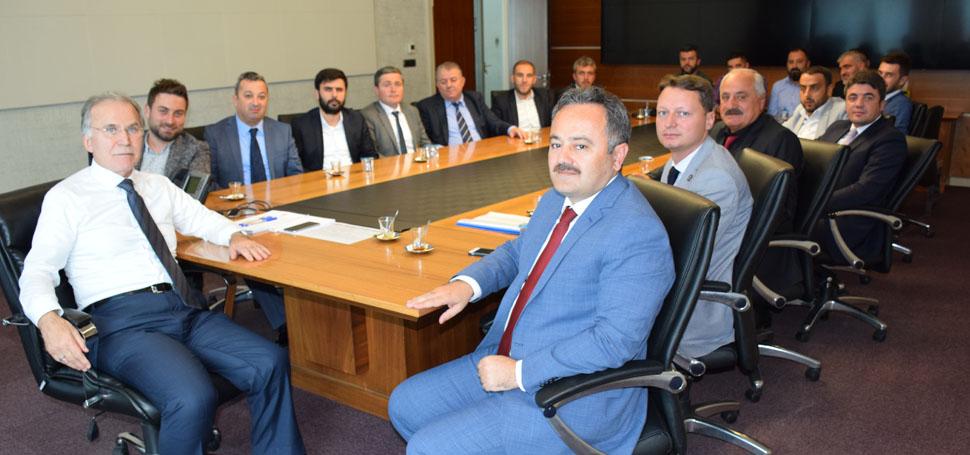 AK Parti Karabük Teşkilatından Ankara'ya Ziyaret