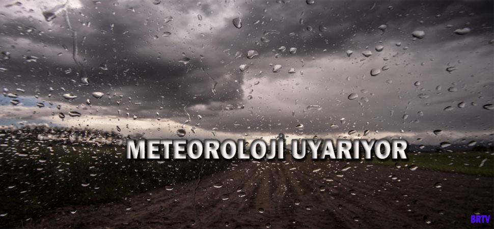 METEOROLOJİ'DEN TOZ AŞINIMI UYARISI