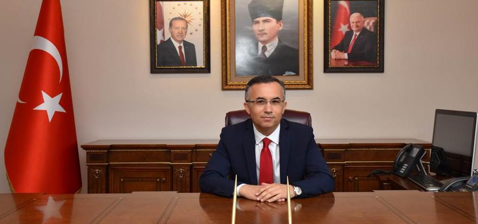 Vali Kemal Çeber'in 19 Ekim Muhtarlar Günü Mesajı