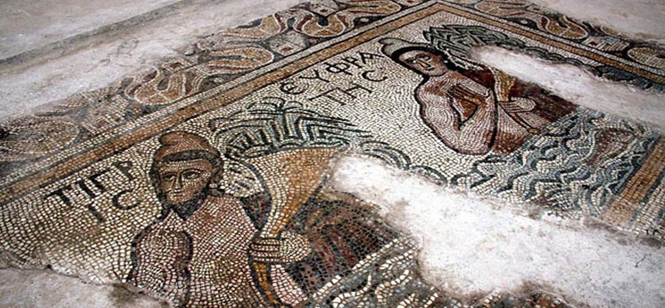 Hadrianaupolis antik kentinde kaçak kazı: 3 gözaltı