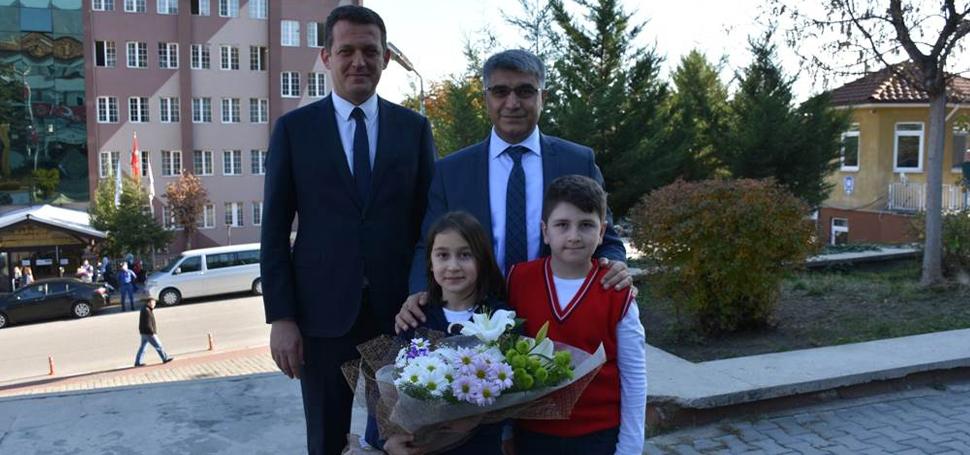 Vali Gürel, Safranbolu'da İnceleme ve Ziyaretlerde Bulundu