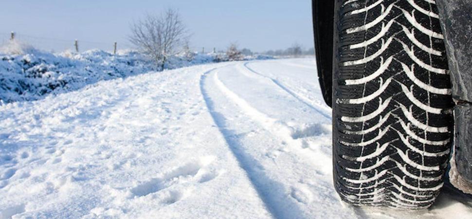 Kış Lastiği Uyarısı: 1 Aralık 2018-1 Nisan 2019