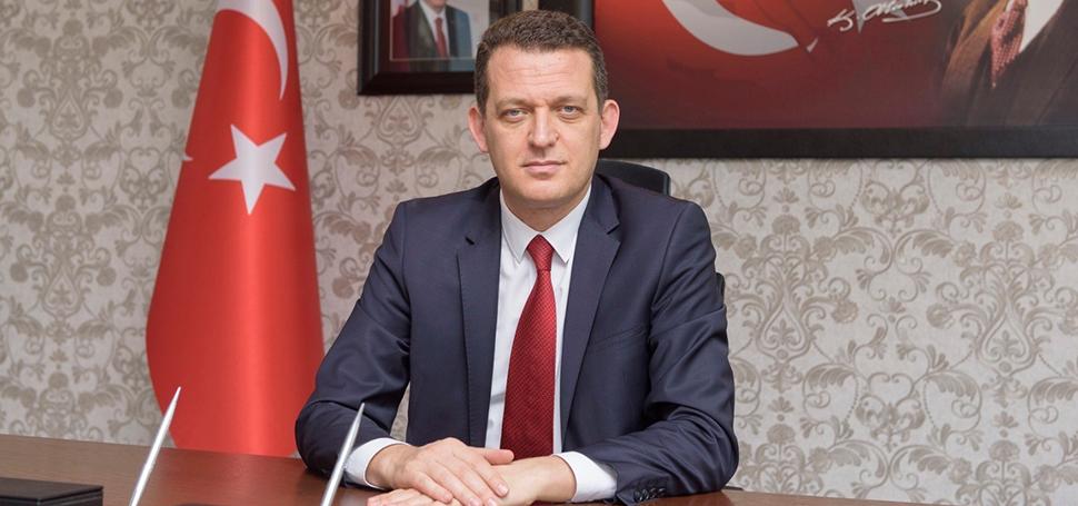 """""""YENİ YILIN ÜLKEMİZE HAYIRLAR GETİRMESİNİ DİLİYORUM"""""""