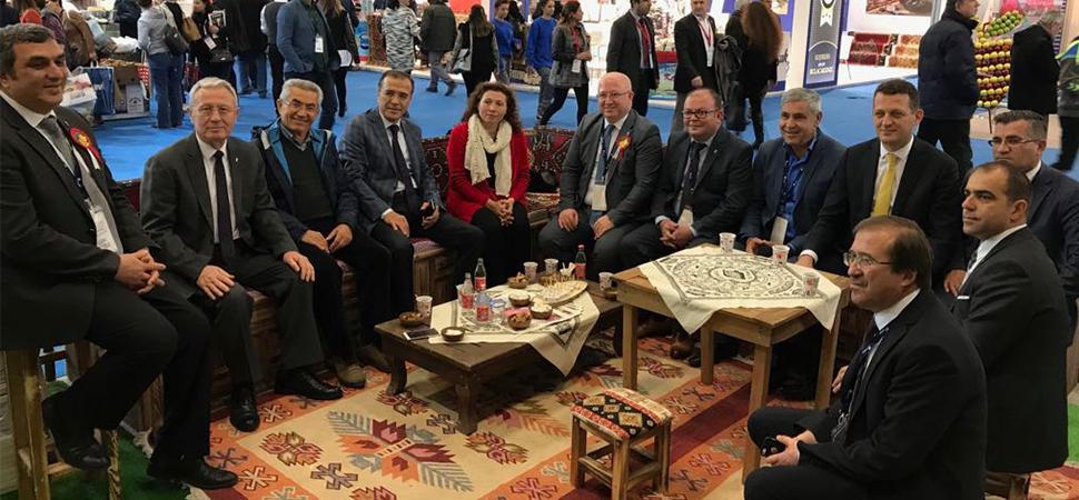 SAFRANBOLU 'TRAVEL TURKEY İZMİR'DE