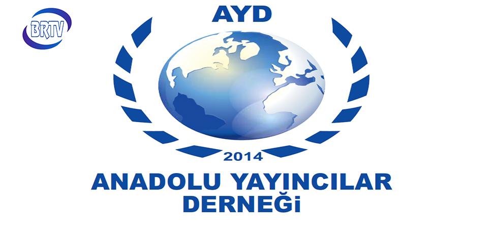 BRTV'ye bir ödül de Anadolu Yayıncılar Derneği'nden….