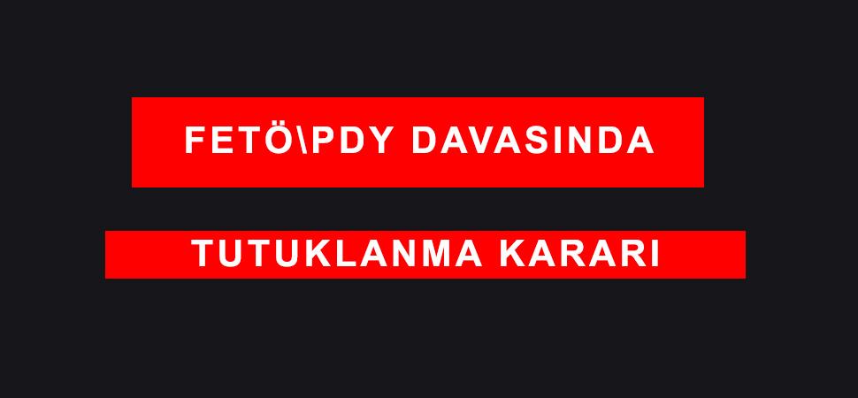 KARABÜK'TE FETÖ/PDY DAVASINDA KARAR