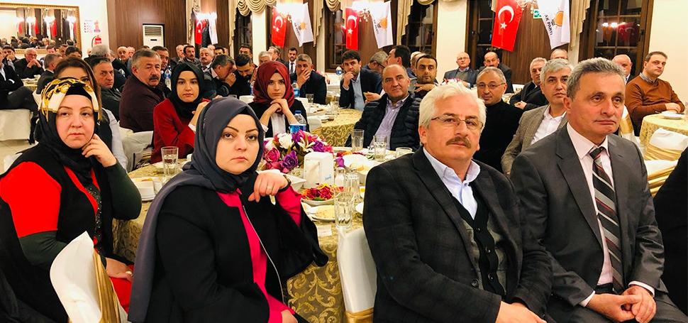 """KAYA, """"Amacımız Safranbolu'ya En İyi Hizmeti Verebilmek"""""""